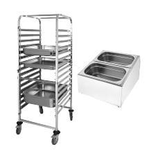 COOLING RACKS AND OVEN GRIDS