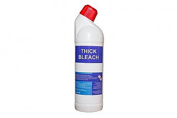 12 x 1ltr Thick Bleach - Click to Enlarge
