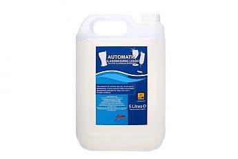 5ltr Glass Wash Liquid - Click to Enlarge