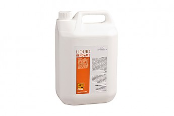 5ltr Liquid Renovate Glass and Machine Cleaner - Click to Enlarge