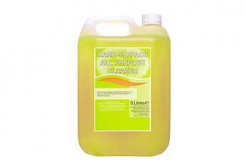 5ltr Lemon All Purpose Cleaner - Click to Enlarge