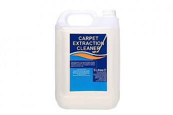 5ltr Low Foam Carpet Extraction Cleaner - Click to Enlarge