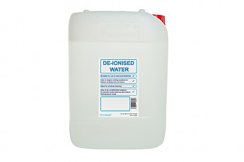 20ltr De-ionised Water - Click to Enlarge