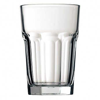 Casablanca Hi Ball Glasses 360ml - Click to Enlarge
