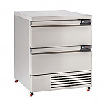 Zoin Melody Ventilated Butcher Serve Over Counter Chiller