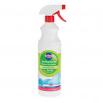 Jantex Colour Coded Twin Mop Buckets Blue