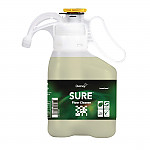 Jantex Garbage Bags Yellow 80 Litre Pack of 200