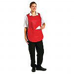 Whites Tabard Burgundy